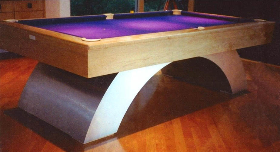 The arch pool table for 10 in 1 pool table