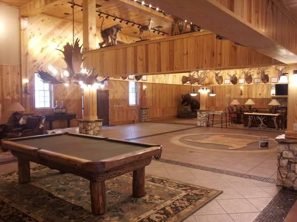 Diamondback Billiards Custom Pool Tables