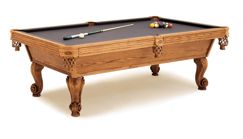Lovely Provincial Pool Table U2013 6ft