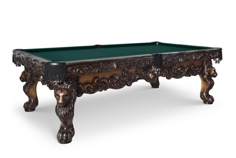 St Leone Pro Billiards Table Diamondback Billiards