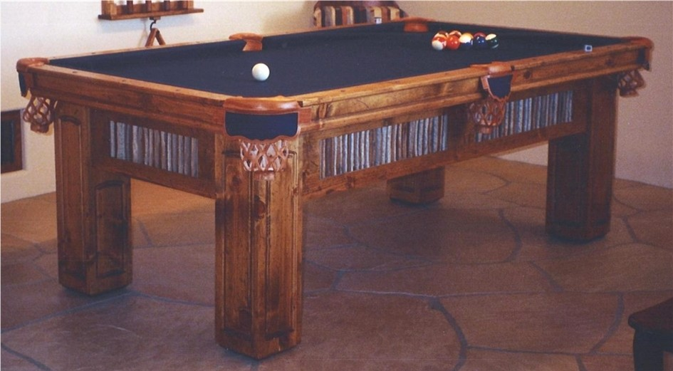 Saguaro Pool Table Diamondback Billiards Shopping Cart