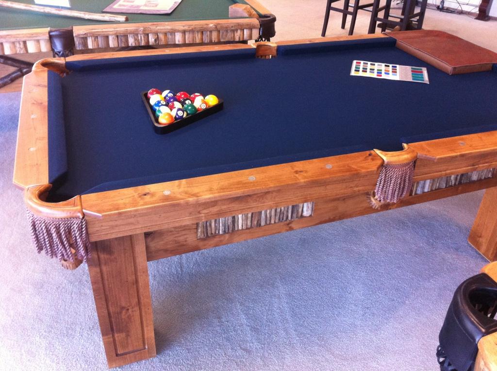 Saguaro Pool Table Diamondback Billiards Shopping Cart