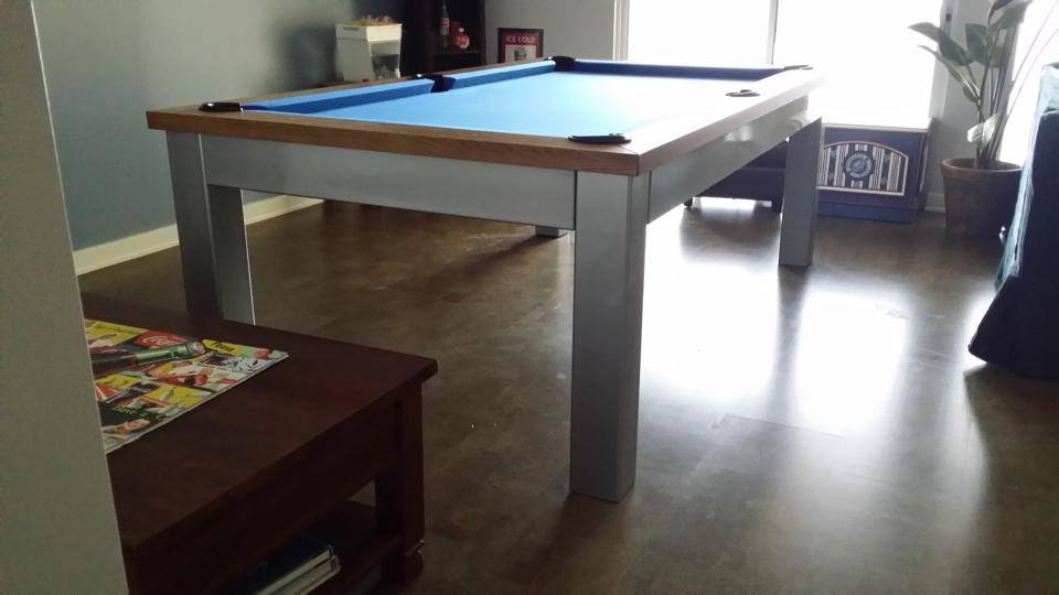 The Outdoor Designer Pool Table