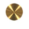 Round - Brass