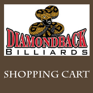 Diamondback Billiards Shopping Cart