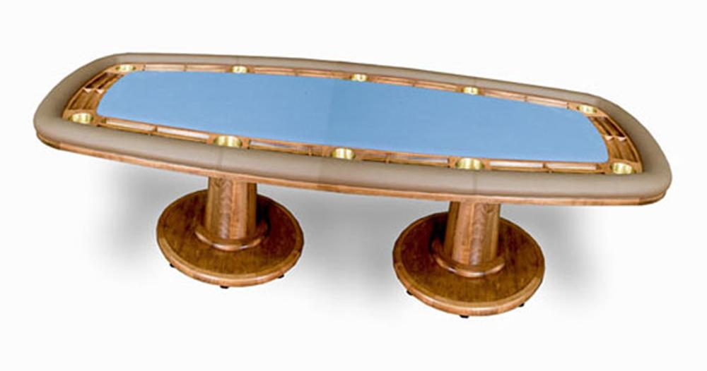 Glen Ellen Pro 110 Custom Poker Table