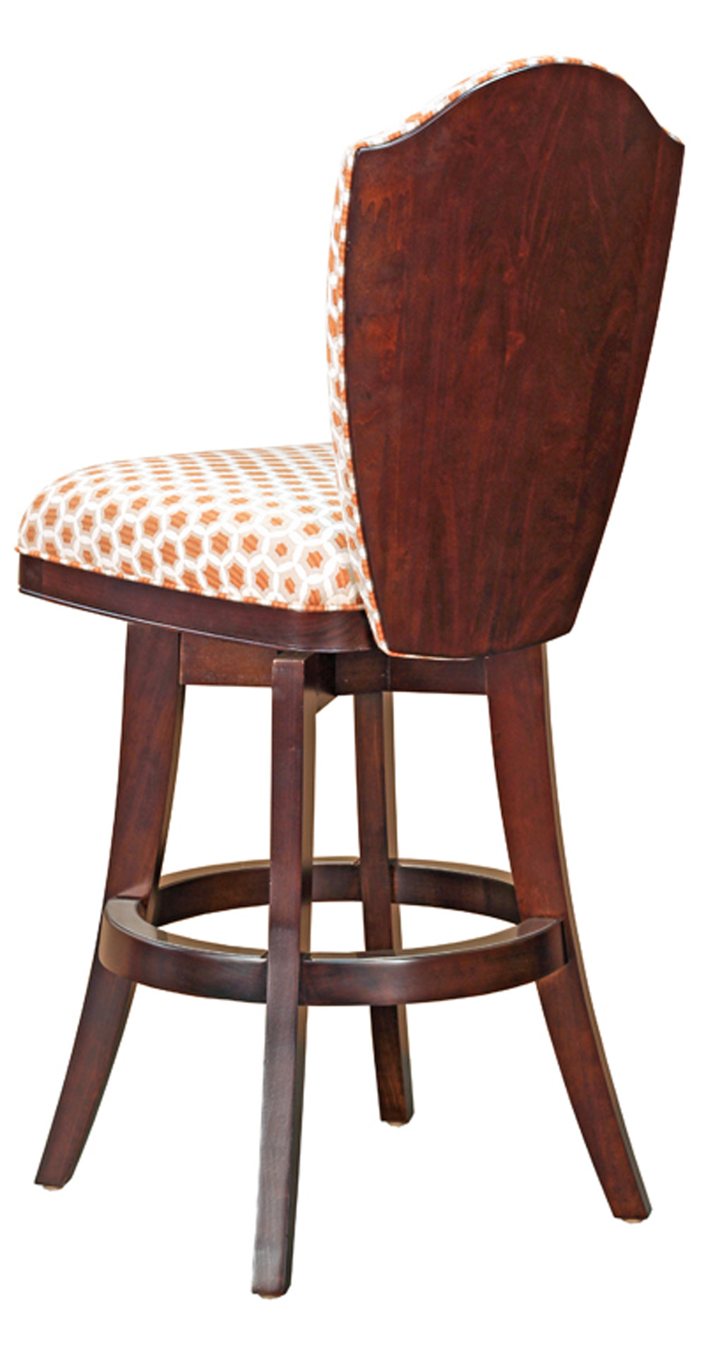 S1620 Bar Stool With Relax Back