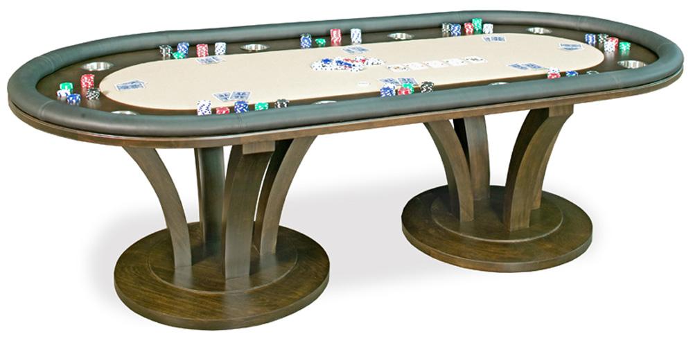 Venice Texas Holdu0027em Custom Poker Table