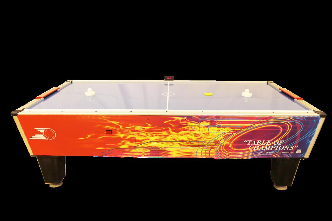 Tournament pro air hockey table diamondback billiards shopping cart - Tournament air hockey table ...