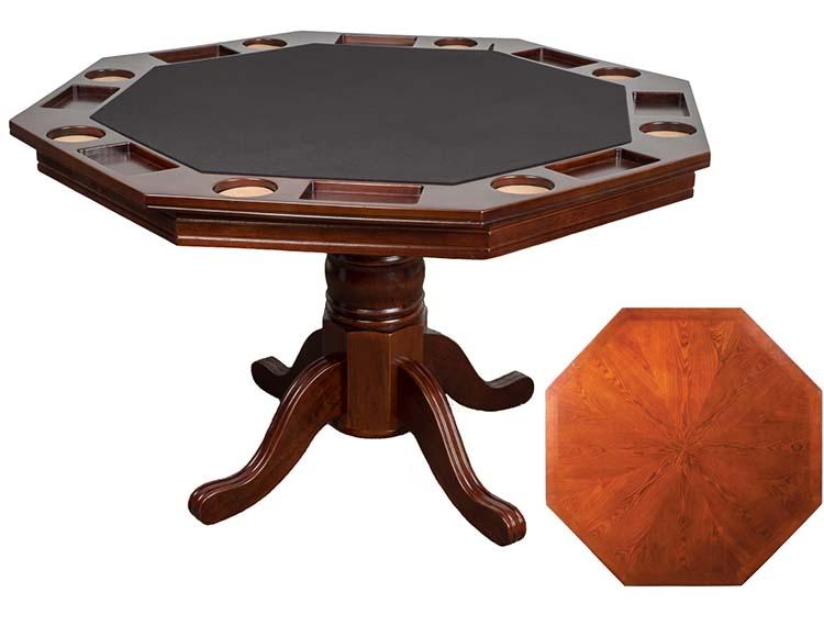 Octagonal Poker Table ...