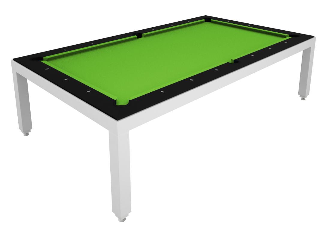 Fusion Pool Table Diamondback Billiards Shopping Cart