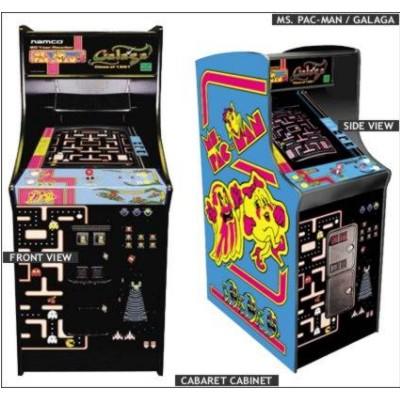 Classic 80's Arcade Games