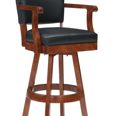 classic barstool with back